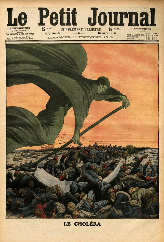 Le petit journal 1912 года