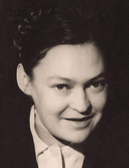 Марина Константиновна Ворошилова
