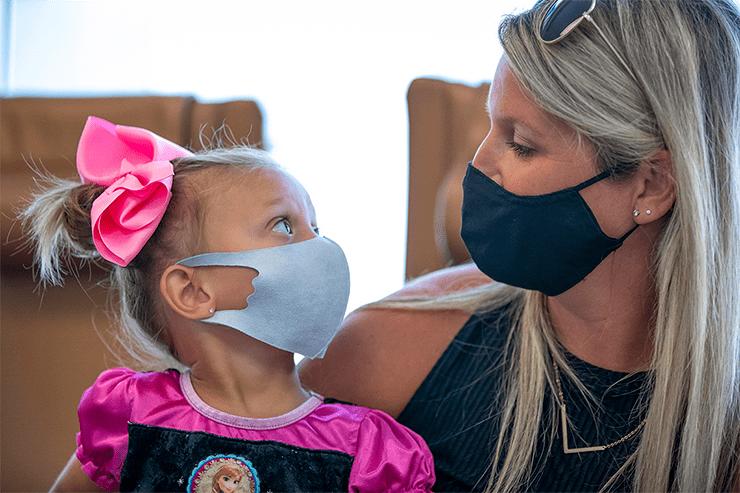 Необходимость ношения масок
