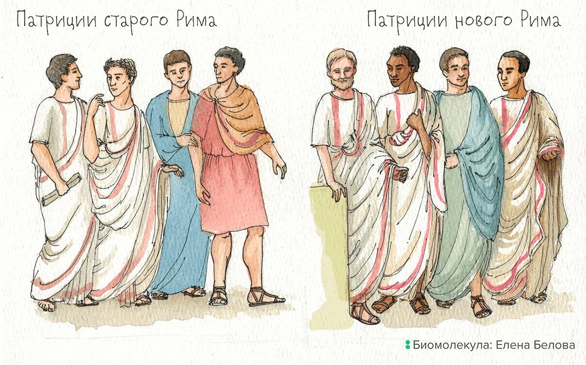 Патрициат