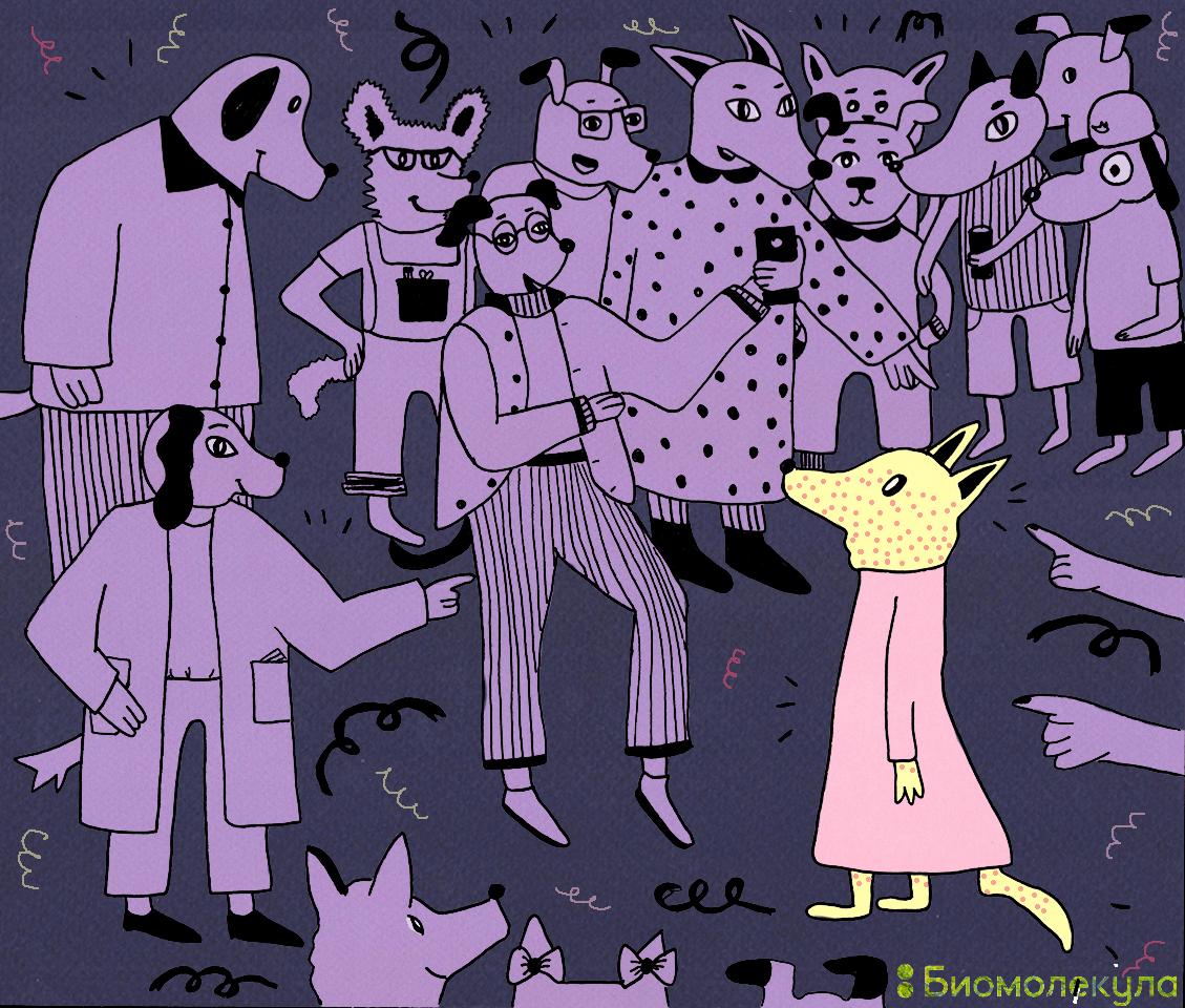 «Краснушные вечеринки»