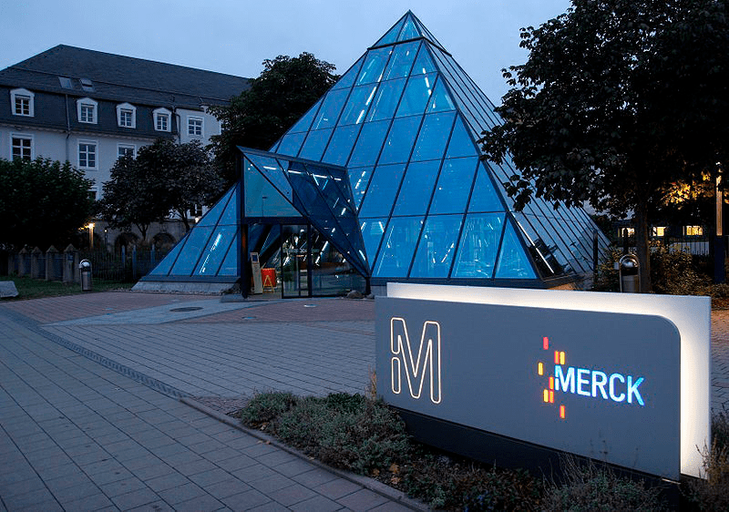 Штаб-квартира Merck